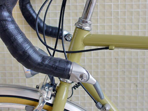 clmrandpnneure TEST manettes Gevenalle (ex retroshift) test cx